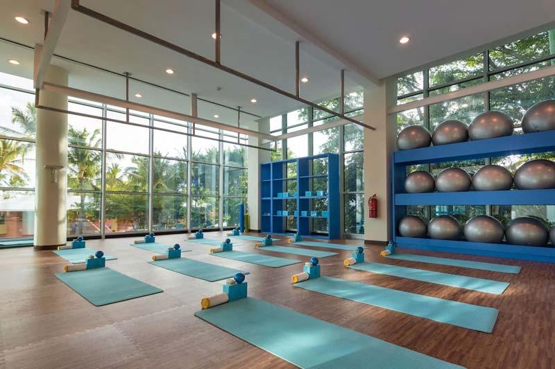 Yoga - Iberostar Grand Bavaro - Punta Cana, Dominican Republic