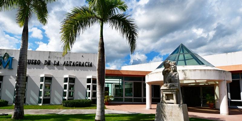 Museo de la Altagracia - Higuey, Dominican Republic