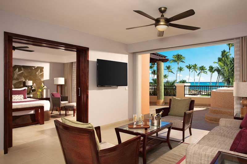 Suite @ Bavaro Beach All Inclusive Resort - Now Larimar, Punta Cana, Dominican Republic