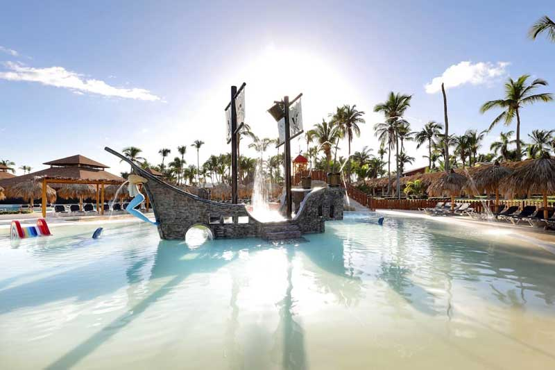 Pirates Pool - Grand Palladium Punta Cana Resort & Spa - Punta Cana, Dominican Republic
