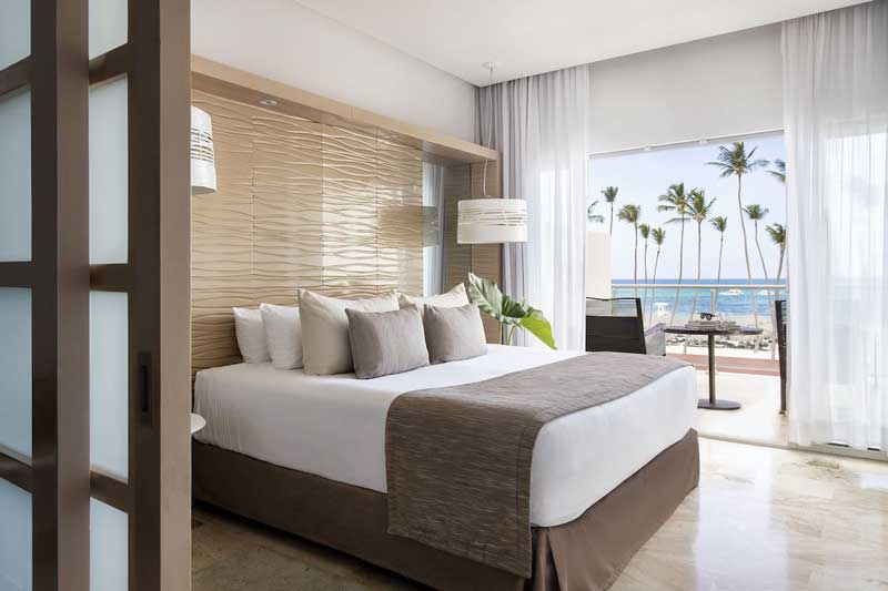 Ocean View Room - Paradisus Palma Real Golf & Spa Resort