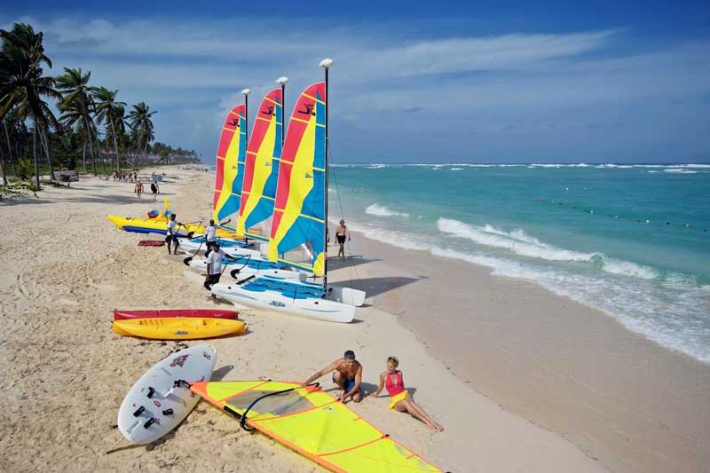 Watersports - Bahia Principe Luxury Ambar - Arena Gorda Beach - Punta Cana, Dominican Republic