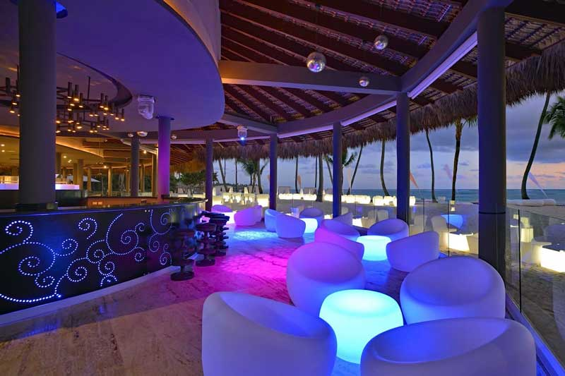 Beachside Restaurant - Paradisus Punta Cana Resort - Punta Cana, Dominican Republic