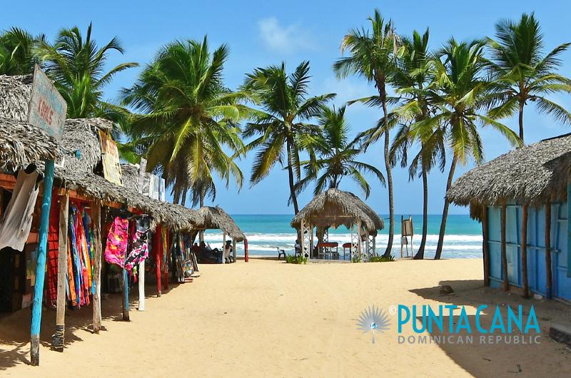 Beach Shops at Uvero Alto Beach - Punta Cana, Dominican Republic