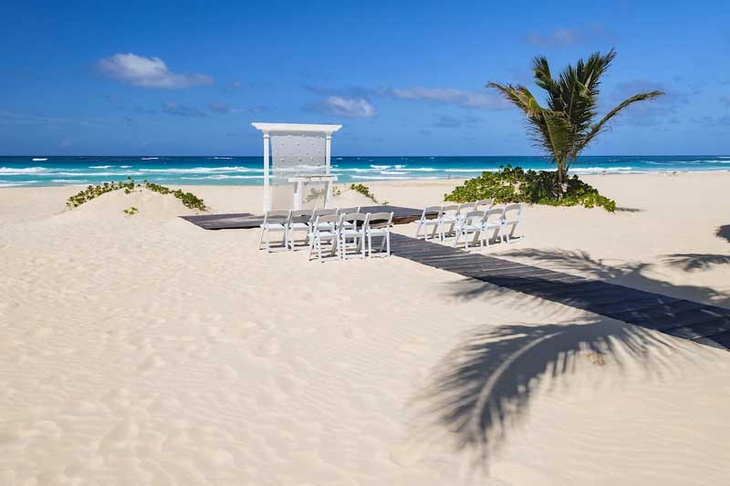 Beach wedding - Hard Rock Hotel & Casino Punta Cana - Punta Cana, Dominican Republic