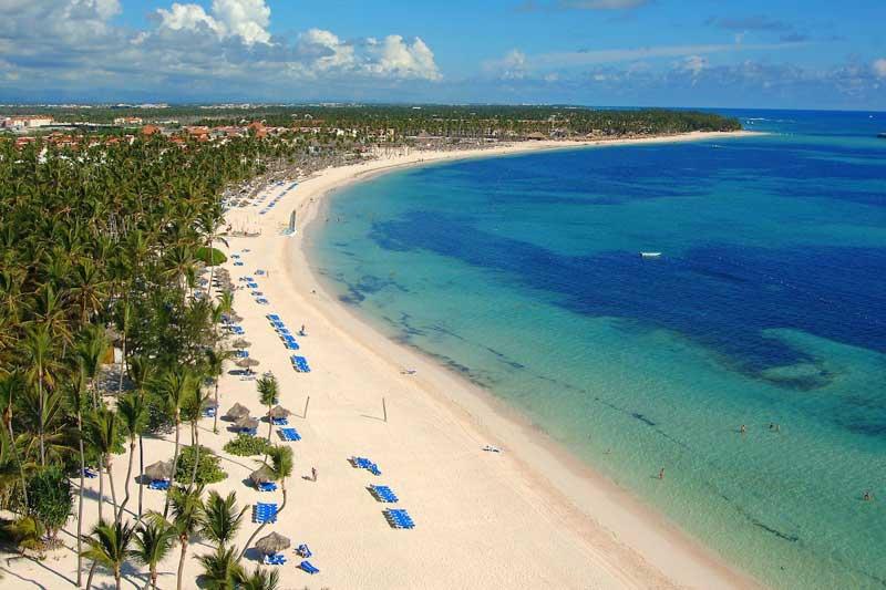 Bavaro Beach - Melia Punta Cana Beach Resort - Punta Cana, Dominican Republic