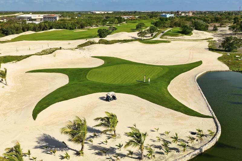 Punta Cana Golf - Iberostar Grand Bavaro - Punta Cana, Dominican Republic