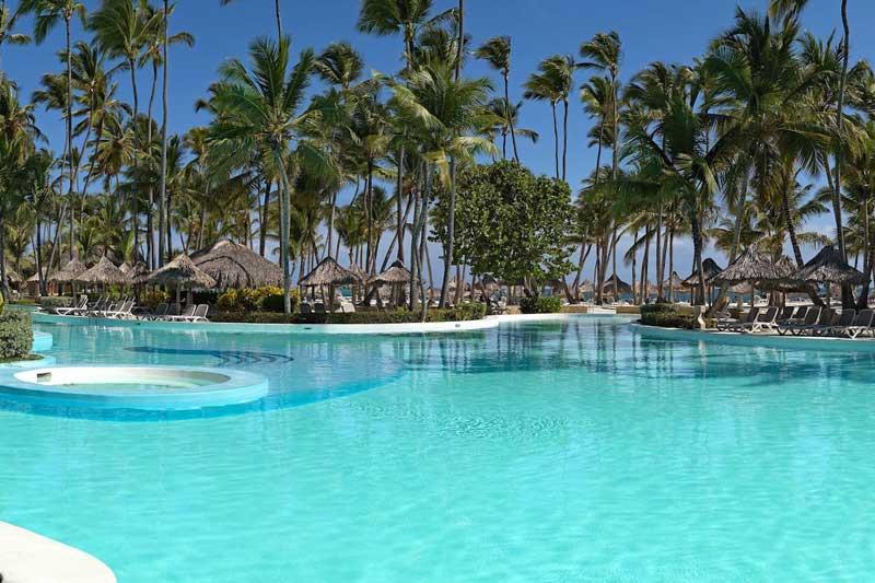 Pool - Melia Caribe Beach - Punta Cana, Dominican Republic