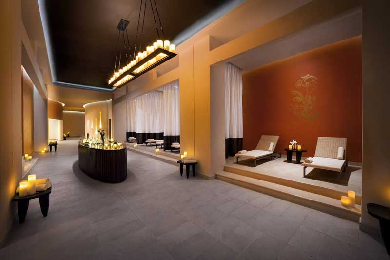 Spa - Hard Rock Hotel & Casino Punta Cana - Punta Cana, Dominican Republic