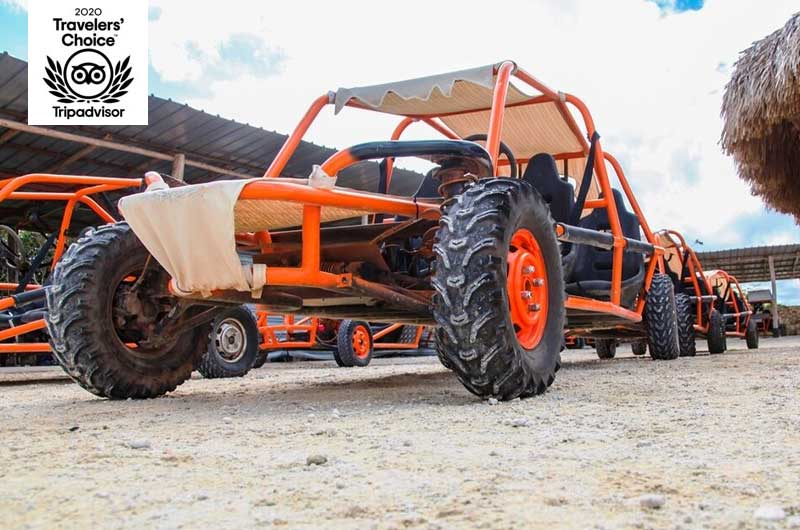 Flintstones Buggy Adventures - Punta Cana Buggy Tours