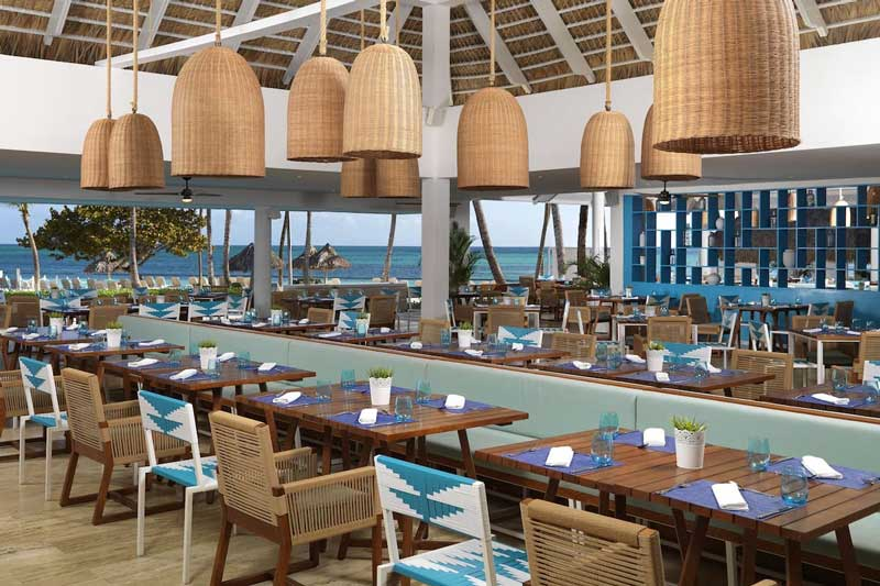 Restaurant - Melia Resorts - Punta Cana, Dominican Republic