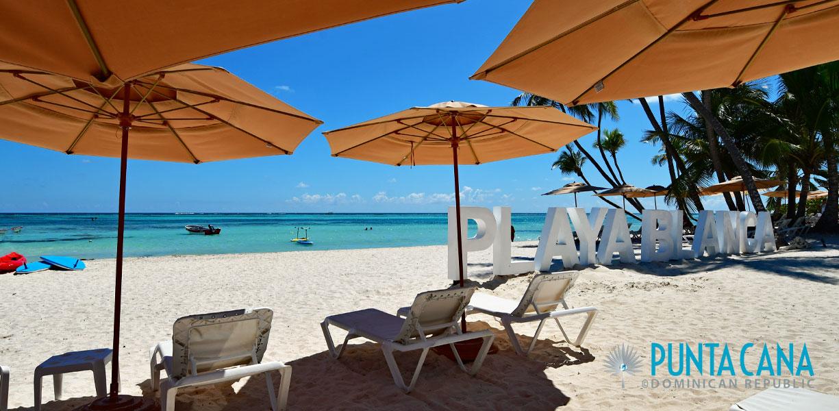 Playa Blanca - Punta Cana, Dominican Republic