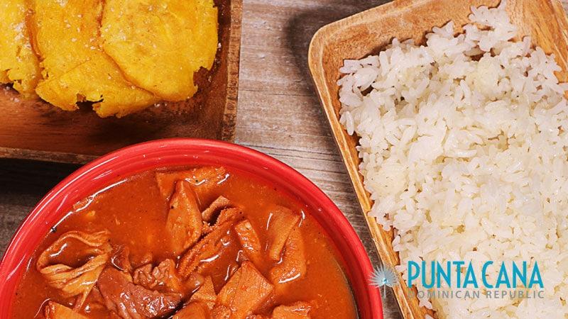 Punta Cana Food - Dominican Republic