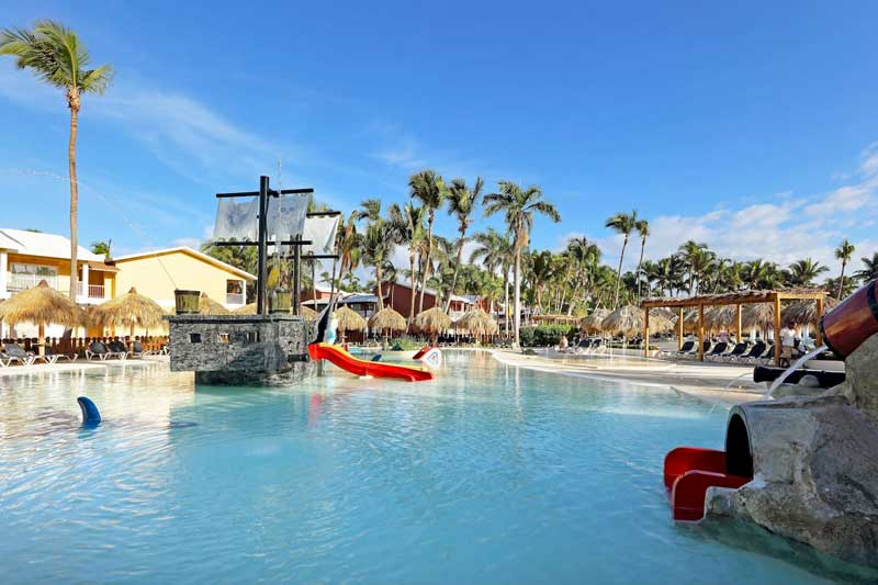 Family Fun Resort - Grand Palladium Punta Cana Resort & Spa - Punta Cana, Dominican Republic
