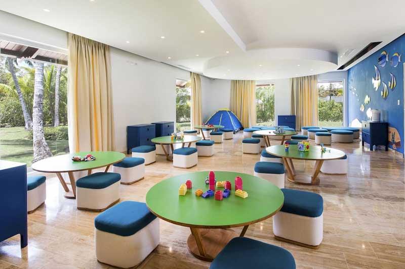 Family Friendly Hotel - Melia Caribe Beach - Punta Cana, Dominican Republic