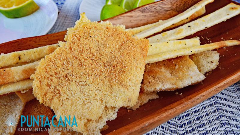 Punta Cana Food - Casabe - Dominican Republic Culture