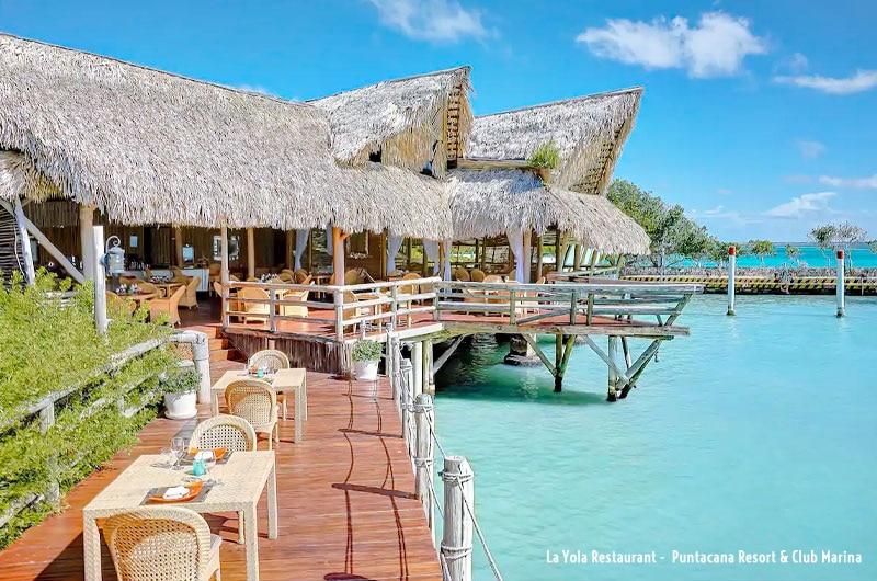 Punta Cana Food Culture - La Yola Restaurant - Puntacana Resort & Club Marina