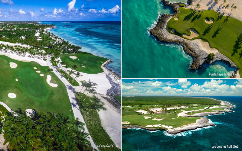 Golf Courses in Punta Cana, Dominican Republic