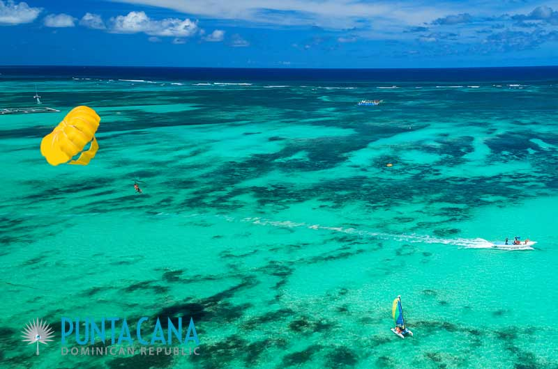 Parasailing - Punta Cana - Things to Do - Dominican Republic