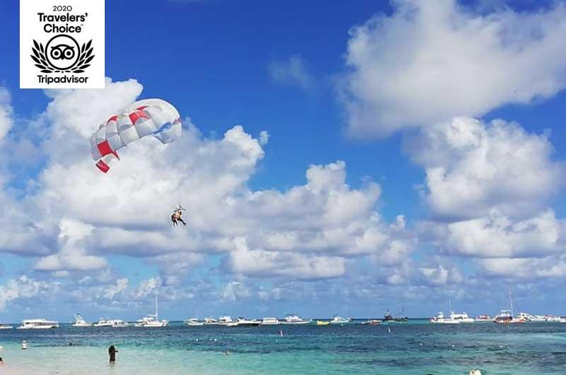Caribbean Sun Tours - Parasailing Tours