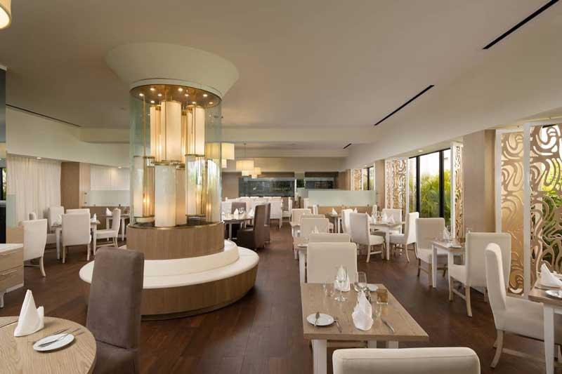 Restaurant - Melia Caribe Beach - Punta Cana, Dominican Republic