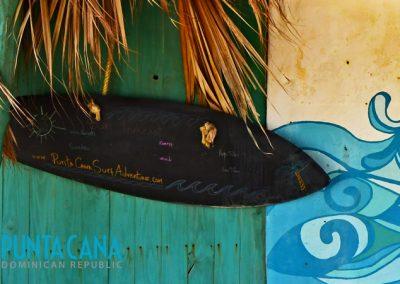Surf Shop - Macao Beach, Punta Cana, Dominican Republic