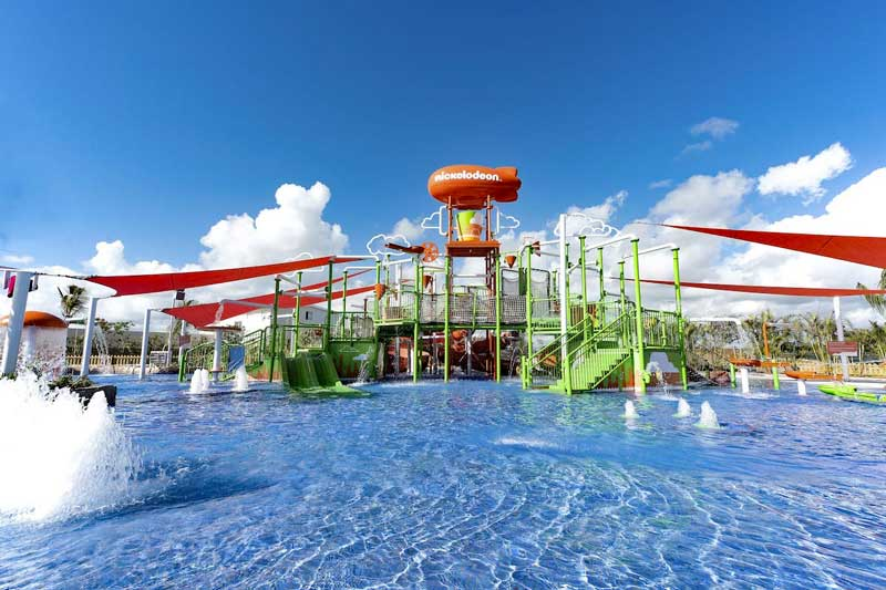 Waterpark - Nickelodeon Punta Cana - Uvero Alto Beach, Dominican Republic