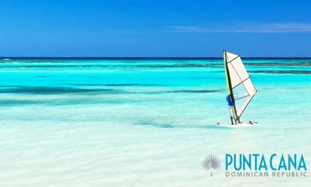 Windsurfing in Punta Cana, Dominican Republic