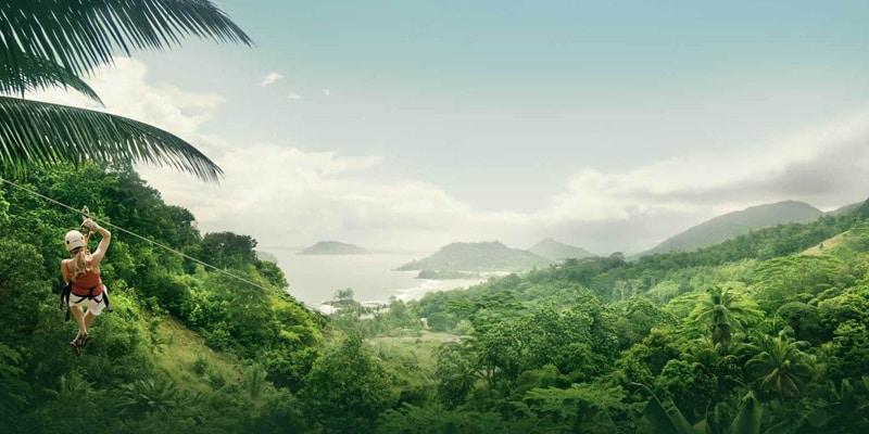 Canopy Adventures - Ziplines - Punta Cana, Dominican Republic