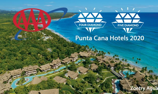 2020 AAA Four & Five Diamond Hotels in Punta Cana, Dominican Republic