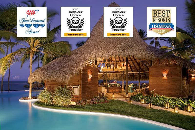 Zoetry Agua - Best Resorts in Uvero Alto Beach, Punta Cana, Dominican Republic